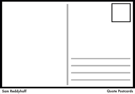 Postcard Templates Sided Postcard Template Templates Data
