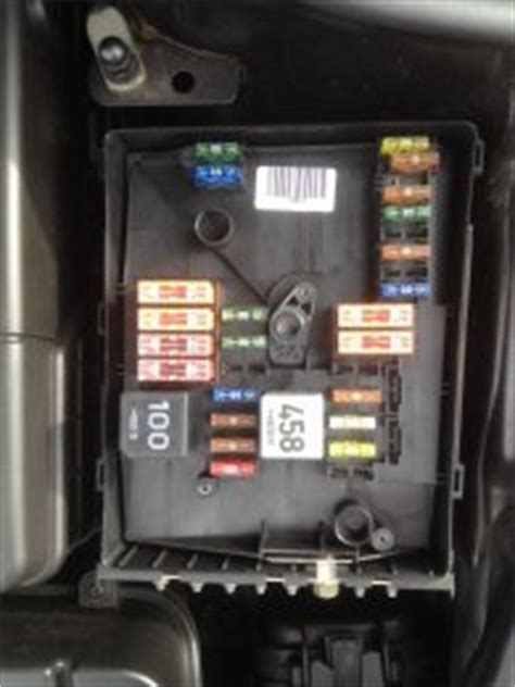 How To Open Audi Fuse Box by Esp Fuse Missing Audi Sport Net