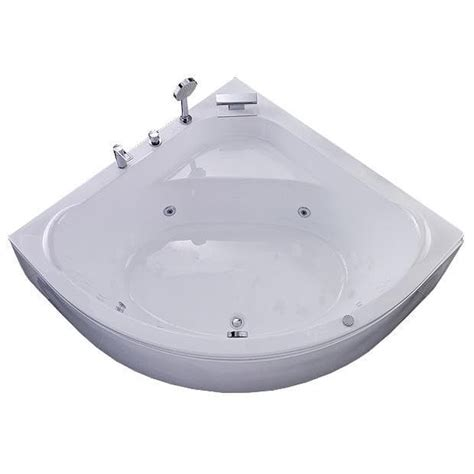 salle de bain baignoire d angle tendance baignoire 140x140 hydromassante