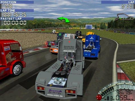 Maybe you would like to learn more about one of these? Mercedes-Benz Truck Racing Download (2000 Simulation Game)