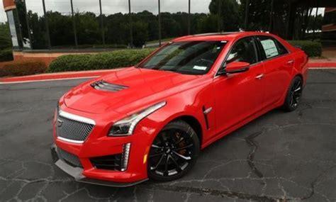 2019 Cadillac Cts V by 2019 Cadillac Cts V Sports Engine Price Specs Interior