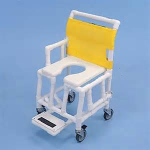 healthline st603oft5sf shower and commode chair soft
