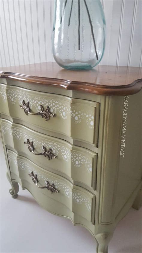 bayberry green petite chest general finishes  design