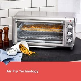 fries toaster oven to3265xssd wide crisp n bake air fry toaster oven