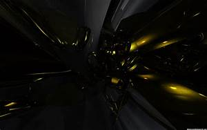 Black and Yellow Abstract Background HD Wallpaper 910 ...