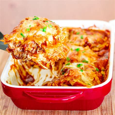 fast meal ideas chicken enchilada casserole best quick healthy meal lunch fast food ideas bored fast food