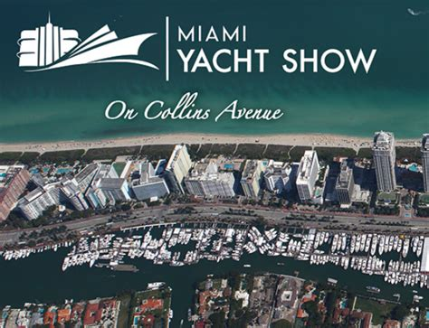 Boat Show Miami 2018 Collins by Miami Boat Show 2018 Yes Yachts Independent