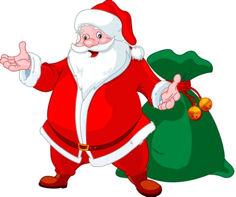 santa claus clipart wallpapers pics pictures images