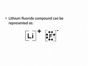 Electron Dot Diagram For Lithium