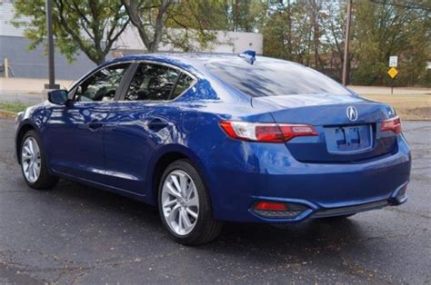 2017 acura ilx sunroof leather warranty heated seats only