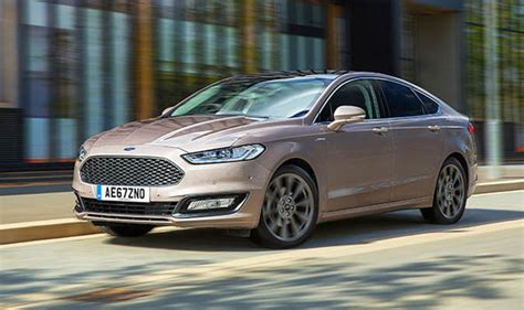 ford mondeo new uk range revealed including st line vignale and titanium cars style