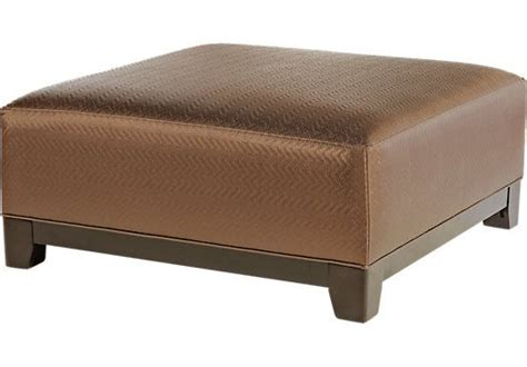 rooms to go ottoman shop for a cindy crawford home fontaine cocktail ottoman