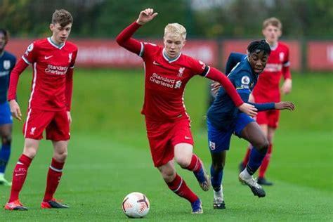 Jurgen Klopp watches on as injuries cloud Liverpool U23s ...