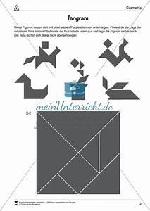 Geometrische Formen Berechnen : tangram verschiedene figuren aus geometrischen formen nachlegen meinunterricht ~ Themetempest.com Abrechnung
