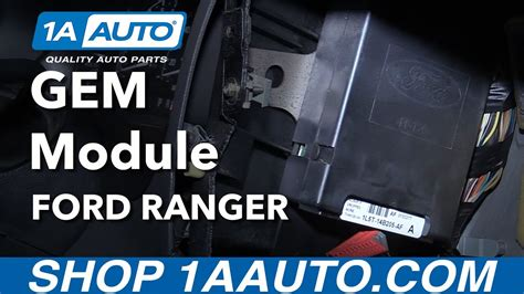 install replace gem module  ford ranger buy