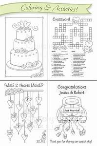 Malbuch Fr Die Kinder Hochzeitsmalbuch Pinterest