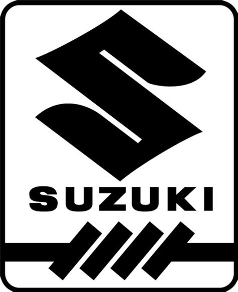Suzuki Logo Vector by Suzuki Logo Free Vector In Adobe Illustrator Ai Ai