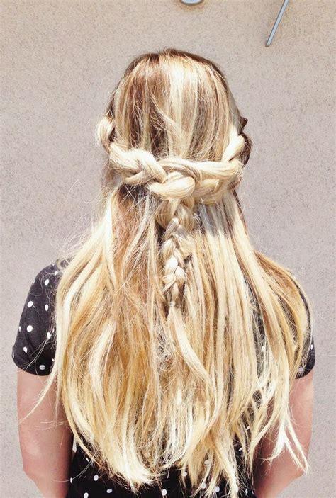 summer braids ideas  pinterest braid