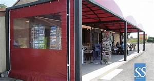 Store Vertical Exterieur Pour Terrasse : store exterieur vertical pour terrasse enroulable avec ~ Dailycaller-alerts.com Idées de Décoration