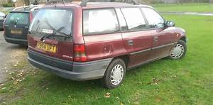 1996 Vauxhall Astra 1 6 Expression Estate