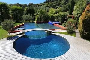 Reve De Piscine : piscine de r ve construction c t maison ~ Voncanada.com Idées de Décoration