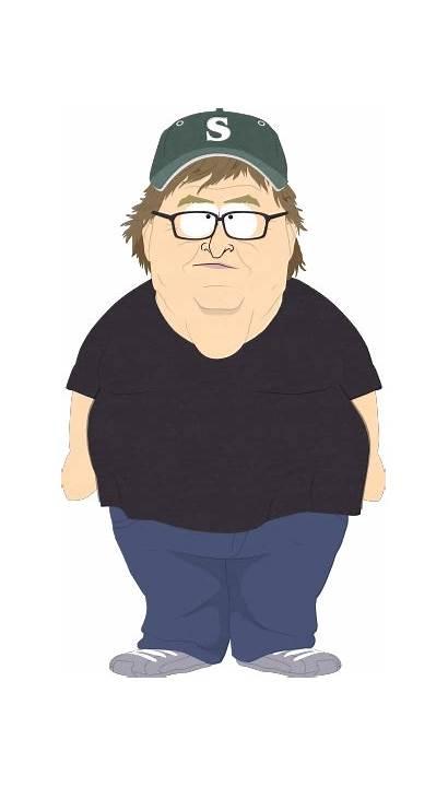 Michael Moore South Park