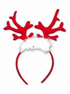 Reindeer Antlers Headband Clipart - ClipartXtras