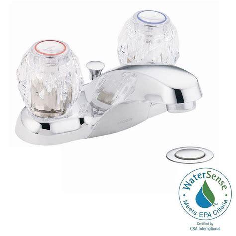 Moen Darcy Faucet 84550 by Moen Darcy 4 In Centerset 2 Handle Bathroom Faucet In