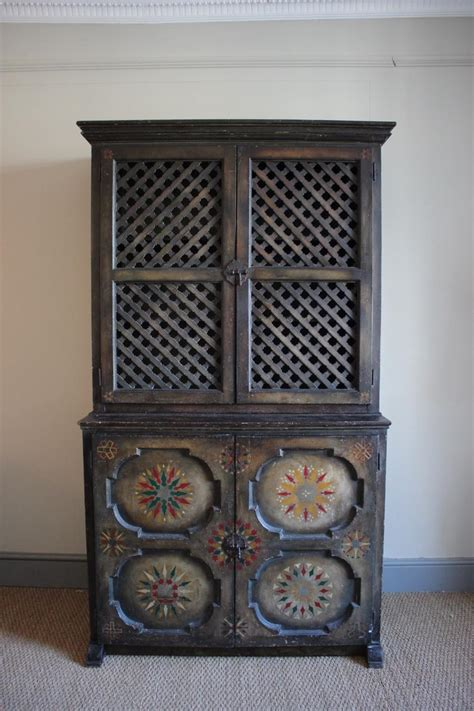 ss spanish painted kitchen cupboard furniture