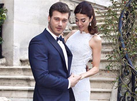 More photos of Kivanc 'Muhannad' Tatlitug's wedding to