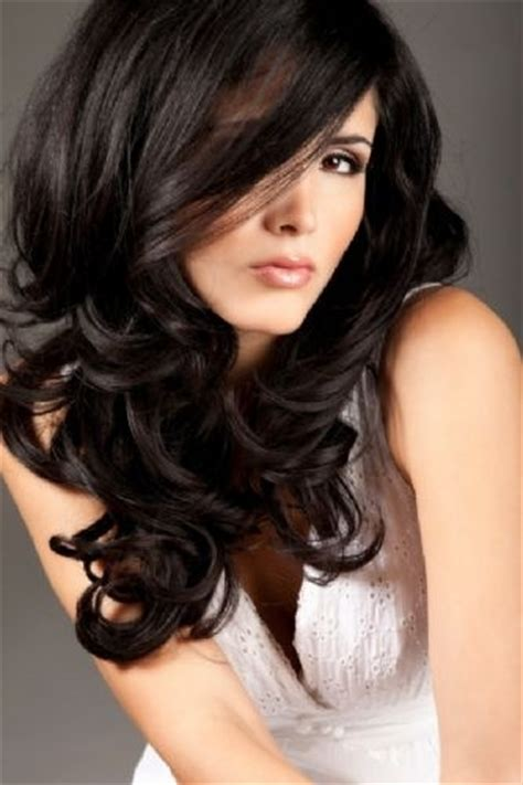 black and hair color styles fall 2010 hair color trends