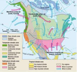 Reljefa un okeāna straumju ietekme — teorija. Ģeogrāfija ...