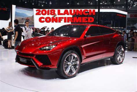 2018 Lamborghini Suv  Auto Car Update
