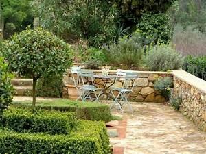Gartengestaltung Toskana Stil : ein garten wie in bella italia mein sch ner garten ~ Articles-book.com Haus und Dekorationen