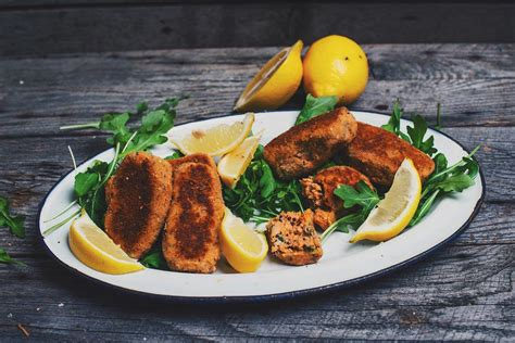 croquette de saumon cuisine futee recette croquettes de saumon et de quinoa circulaire en ligne