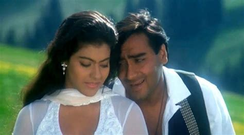actress kajol and ajay devgan why did kajol decide to marry ajay devgn the indian express