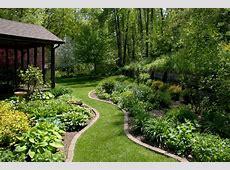 Beth's garden in Iowa, Day 2Bird Garden, Big Garden