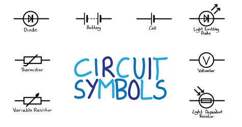 Identifying Electronics Component Circuit Symbols