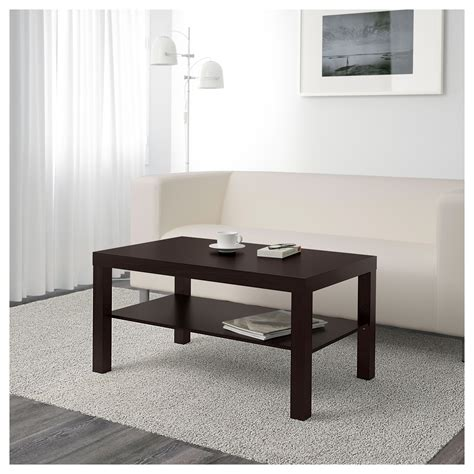 ikea coffee tables and end tables lack coffee table black brown 90x55 cm ikea