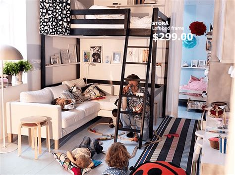 ikea ideas for small bedrooms 必見 ikeaのインテリアデザイナーが教える狭い部屋の活用テクニック ikea small spaces 18936