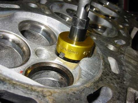 Valve Seats & Machining Guide