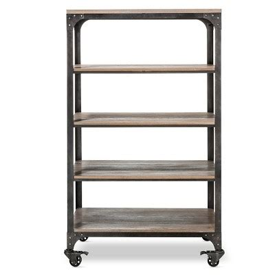 target shelves furniture franklin 5 shelf bookcase target