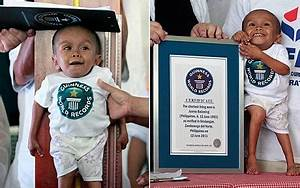 2ft Filipino declared world's shortest man - Telegraph