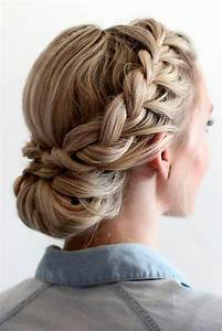 42 Braided Prom Hair Updos to Finish Your Fab Look Prom Pinterest Prom hair, Updos and Prom