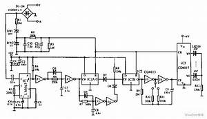 telephone calculagraph circuit diagram control circuit With is provided to this circuit the clock starts from 00 00 the time is