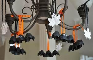 Halloween Deko Aus Amerika : 33 bastelideen halloween selber gebastelte deko bringt noch mehr festliche stimmung ~ Markanthonyermac.com Haus und Dekorationen