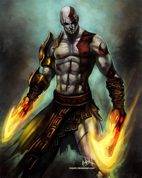 The God Of War All About That God