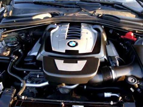Bmw 650i Engine by Bmw 650i Sound Exhaust E63 Coupe Engine V8 Power