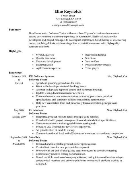 Best Software Testing Resume Example  Livecareer. Social Work Resume Objective. General Resume Template. Technical Resume Format For Experienced. Resume Cover Letter Samples For Administrative Assistant Job. Resume Professional. Objective Resume Teacher. Technical Manager Resume. Professional Accomplishments Resume