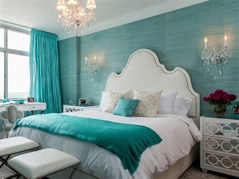 chambre blanche et turquoise 1001 designs stupéfiants pour une chambre turquoise